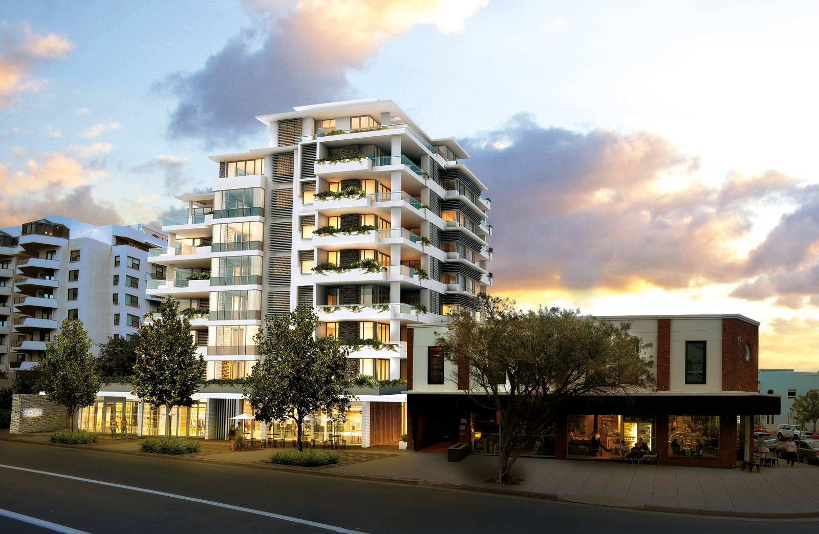 Breeze Apartments Cronulla
