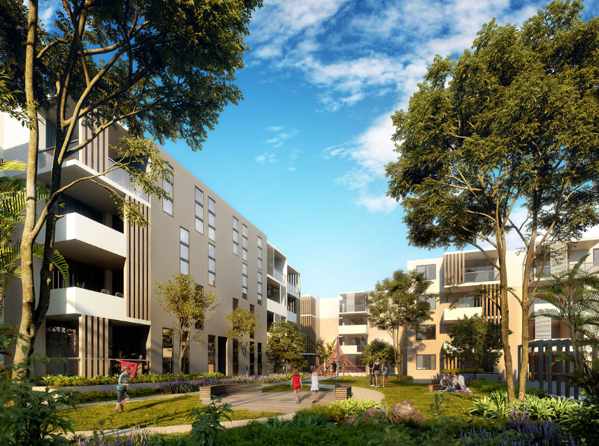Evergrand Rouse Hill