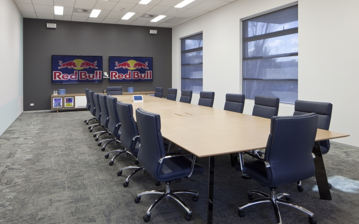 Red Bull Headquarters