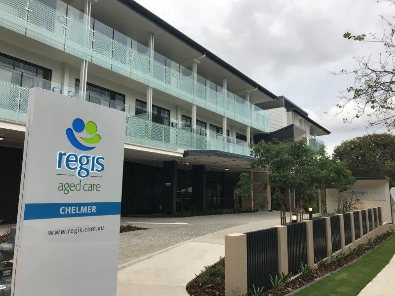 A new standard in Aged Care - Regis, Chelmer