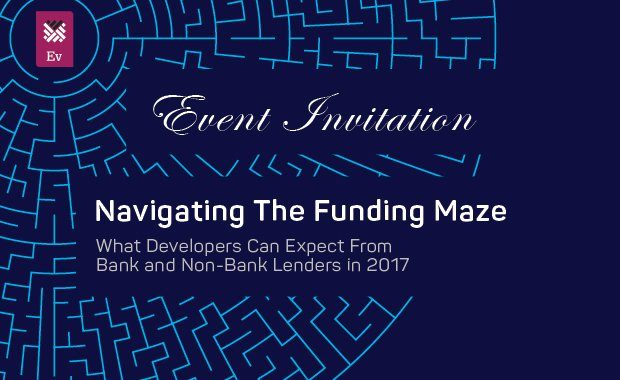 Navigating the Funding Maze - What Developers can expect from Bank and Non-Bank lenders in 2017