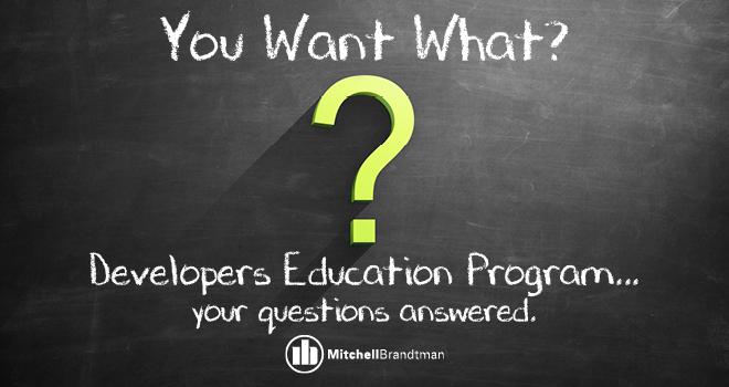 You're Invited - Developers' Education Program Brisbane