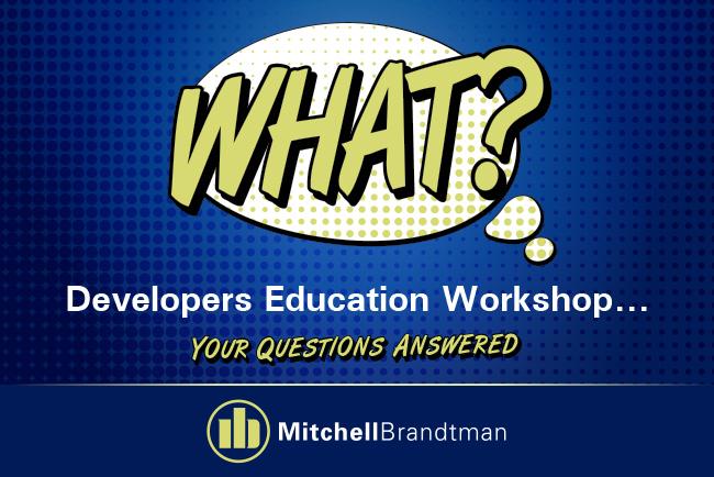 You're Invited - Developer's Education Program Brisbane 2018