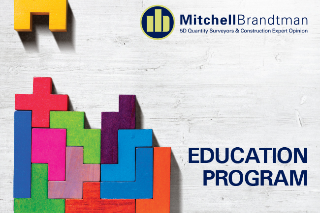 You're Invited! Financiers' Education Program Brisbane and Gold Coast