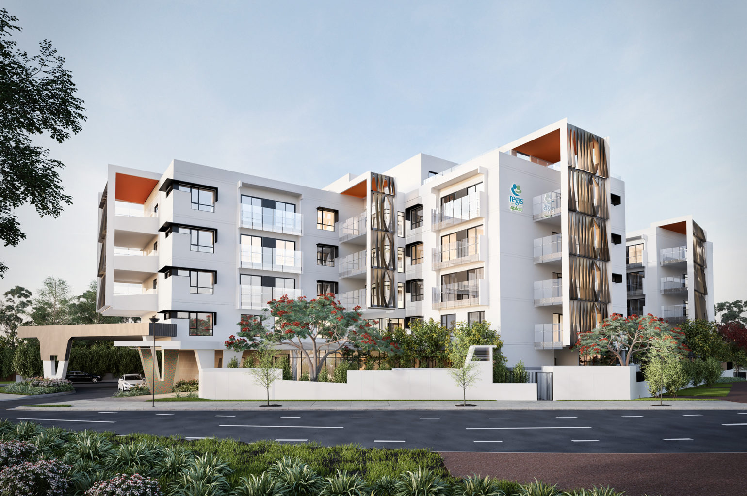 Regis Aged Care Lutwyche