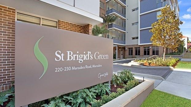 St Brigid's Green Maroubra
