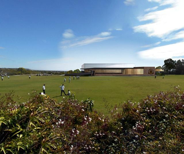 Toowoomba Grammar School Gymnasium