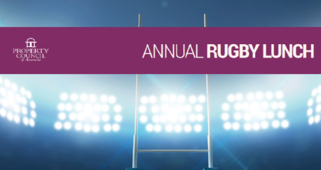 Annual Rugby Lunch 2017
