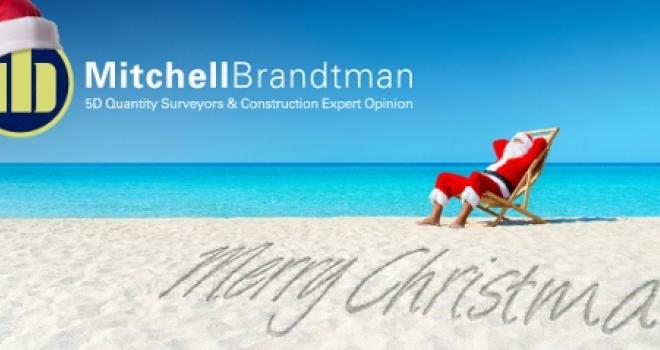 Merry Christmas from Mitchell Brandtman
