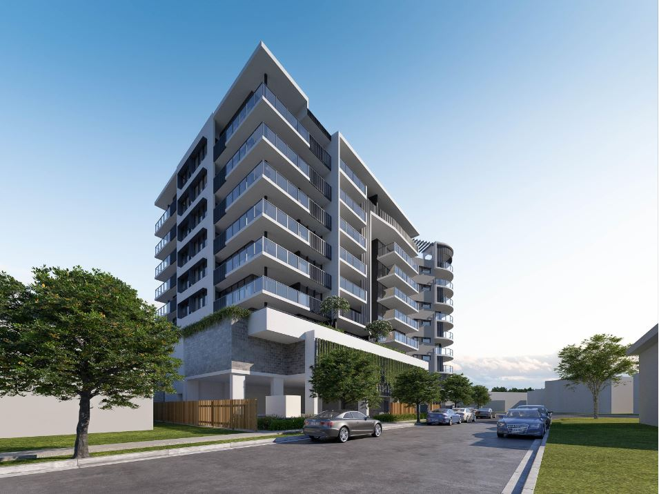 Stanhill Apartments, Chevron Island