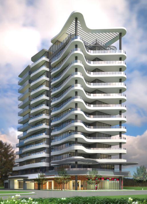 Lord Street Apartments, Kirra.