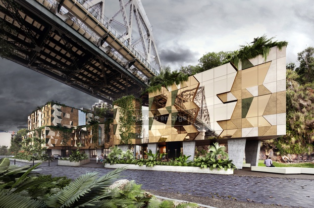 Art Series Hotel at Howard Smith Wharves